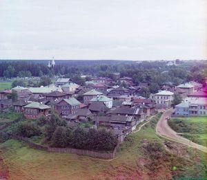 800px-Sergei_Mikhailovich_Prokudin-Gorskii_-_Razguliai,_outskirts_of_the_city_of_Perm_(1910)