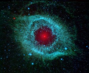 800px-Comets_Kick_up_Dust_in_Helix_Nebula_(PIA09178)