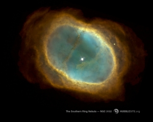 A Glowing Pool of Light - Planetary Nebula NGC 3132